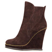 Women's dress boots from Hong Kong SAR