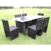 Outdoor furniture from Vietnam