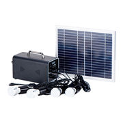 Portable Home Solar Lighting kit from China (mainland)