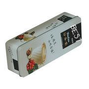Fancy rectangular metal box from China (mainland)
