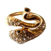 Gold-plated alloy rings from China (mainland)