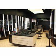 Rational construction Jova display furniture make-up cabinet showroom design