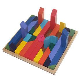 Wooden jigsaw puzzle blocks toy Manufacturer