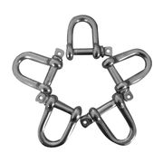 JIS screw pin chain shackle from China (mainland)