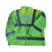 Hi-viz polar fleece safety jacket from China (mainland)
