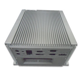 Aluminum Heatsink, Used for Electronic Equipment, Made of Aluminum with Anodized Surface from Shanghai ESME Corp. Ltd