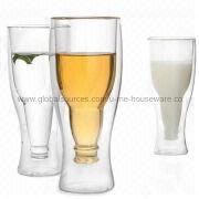 Hopside-down Beer Glass from China (mainland)