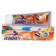 Abaan Fluoride Toothpaste, 175g from Yiwu Airsun Commodity Co. Ltd