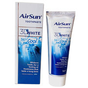 3D Cool Whitening toothpaste from Yiwu Airsun Commodity Co. Ltd
