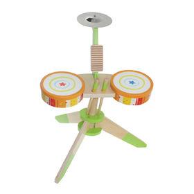Wooden drums toy Manufacturer