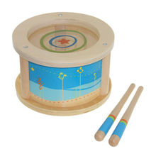 Cartoon wooden musical drum toys from China (mainland)