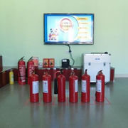 Fire extinguisher training from China (mainland)