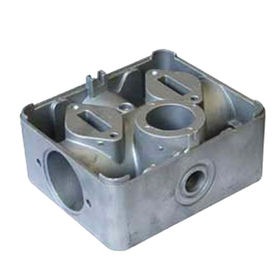 Cast metal part, OEM orders are welcome, machine and polish process from Shanghai ESME Corp. Ltd
