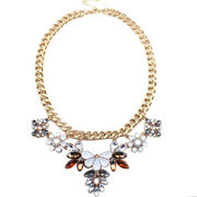 Elegant Chunky Chain Necklace from China (mainland)