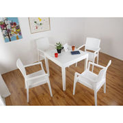 Rattan furniture table and chair from China (mainland)
