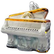 Piano Christmas Ornament from China (mainland)