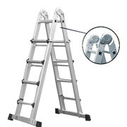 foldable aluminum ladder from China (mainland)