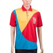 Men's block golf shirt from China (mainland)
