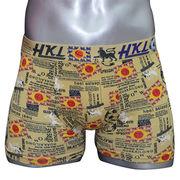 Men underwear from China (mainland)