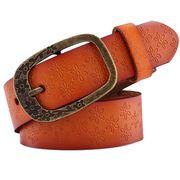 Ladies' Genuine Leather Belt from China (mainland)