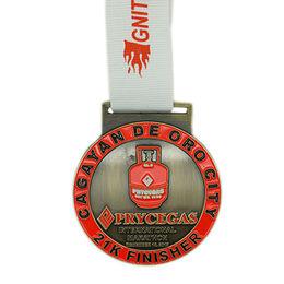 Marathon medal from China (mainland)