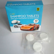 Car Shampoo Tablet from China (mainland)