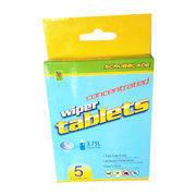 Windshield Cleaning Tablet from China (mainland)