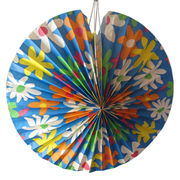 Flower Paper Lantern from China (mainland)
