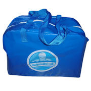 Zipper promotional tote bag from China (mainland)