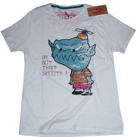 China Men's cotton T-shirts