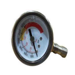 1.5-inch All SS316 pressure gauge from China (mainland)