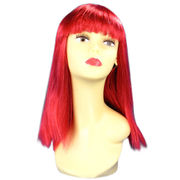 Party dress up wig from China (mainland)