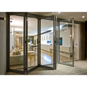 Aluminum bi-folding door from China (mainland)