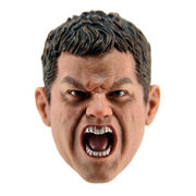 China Custom 1/6 Scale Toy Head Sculptures