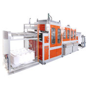 PS vaccuum forming machine from China (mainland)