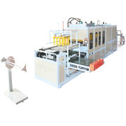 PS fully automatic vacuum forming machine Manufacturer