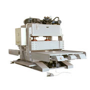 PS double worktable hydraulic cutting machine from China (mainland)
