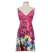 Women's casual dress from China (mainland)