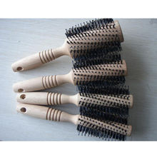 oak Wooden boar bristle Brush Set from China (mainland)