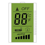 Temperature controller LCD panels from China (mainland)