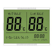 Temperature controller LCD display from China (mainland)