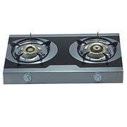 Double burner gas stove from China (mainland)