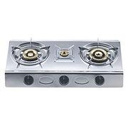 Three burner gas stove Manufacturer