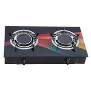 Two burner gas stove from China (mainland)