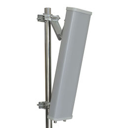 5G Wi-Fi 15dBi 120-degree Cross Polarization Sector Panel Antenna from Fujian Quanzhou Huahong Communication Co. Ltd