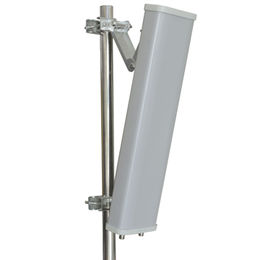 5.8G Wi-Fi 15dBi 65-degree Cross Polarization Sector Panel Antenna from Fujian Quanzhou Huahong Communication Co. Ltd