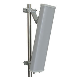 5G Wi-Fi 17dBi 90-degree Dual Polarization Sector Panel Antenna from Fujian Quanzhou Huahong Communication Co. Ltd