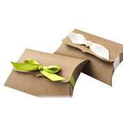 Paper pillow boxes from China (mainland)