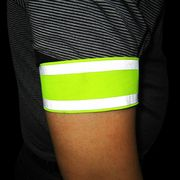 Reflective Elastic Safety Arm and Ankle Tape from China (mainland)