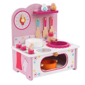 Beautiful wooden kitchen toy wholesale Manufacturer